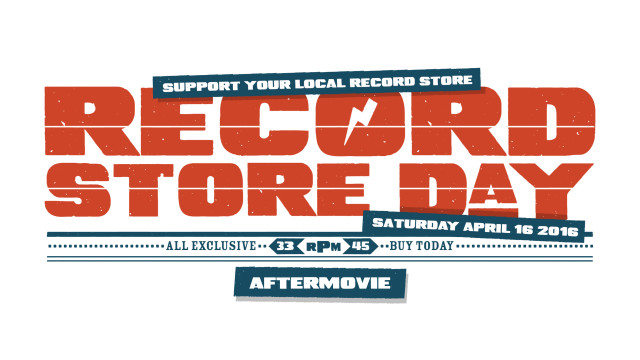 Recordstore Day 2016 official aftermovie
