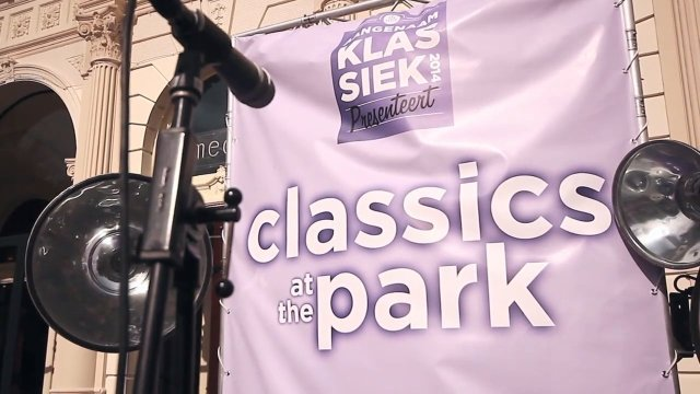 Classics At The Park 2014
