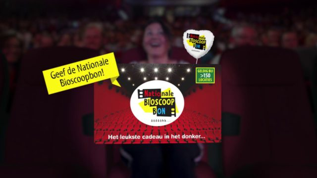 Nationale Bioscoopbon commercial 'Moederdag'